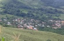 Pijiguay, zona rural de Ovejas, donde hubo los dos muertos.