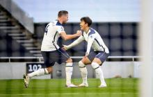 El Tottenham hace valer su pegada ante el Leeds de Bielsa