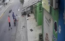 Motociclista muere al chocar contra una vivienda en Montería