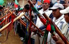 Matan a un profesor y a un adolescente en resguardo indígena