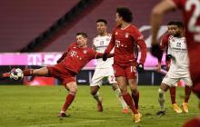 El Bayern se impuso hoy por 5-2 al Maguncia, penúltimo clasificado en la Bundesliga.