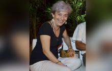 """Adiós a Lola Salcedo, una """"rebelde"""" del periodismo y la cultura"""