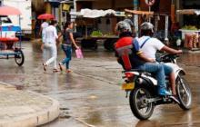 Prorrogan la prohibición de parrillero hombre en Barranquilla