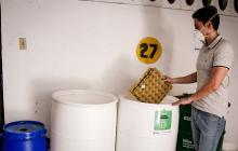 Según expertos, Colombia no ha logrado reciclar el 10% de sus residuos sólidos.