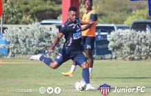 """""""Junior está para cosas grandes en este 2021"""": Miguel Borja"""
