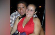 En Gamarra se registró este lunes el primer caso de feminicidio del año, en el Cesar: Víctima y victimario en la foto.