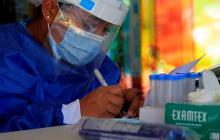 Aerocivil acompaña el regreso de la prueba PCR