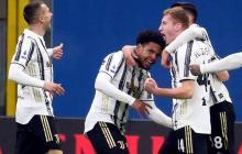La Juventus tumba al Milan y no tira la toalla en la lucha por el Scudetto