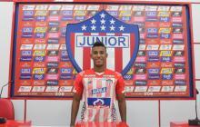 Junior confirma la contratación de Rubén Manjarrés