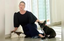"""""""Tener una mascota es tener un cariño constante en el hogar"""": Rita Bendek"""