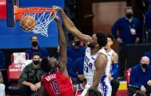 Los Sixers, imparables en la NBA: logran la quinta victoria consecutiva