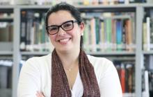 Juana Acosta en la lucha de los no nacidos