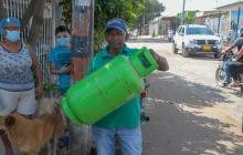 Quejas en Nuevo Milenio por ausencia del servicio de gas