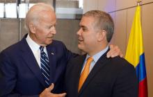 ¿Difícil comienzo de las relaciones entre Biden y Colombia?