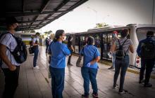 Transmetro, con la cifra más baja de usuarios movilizados en cinco años
