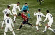Real Madrid viene de jugar con el Osasuna en condición de visitante.