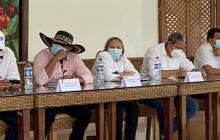 Piden aumento de pie de fuerza para el municipio de Remolino, Magdalena