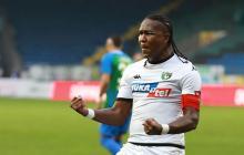 Hugo Rodallega ha marcado seis goles en los últimos nueve partidos del Denizlispor.