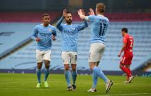 Manchester City firma su pase a dieciseisavos de FA Cup sin problemas