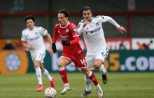 El Crawley de cuarta división dio la sorpresa ante los dirigidos por Marcelo Bielsa.