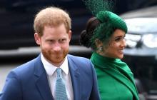 Príncipe Harry y Meghan Markle dejan las redes sociales