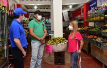 En Atlántico continúa programa que beneficia a microempresarios