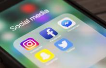 Twitter , Facebook e Instagram bloquean cuentas cuando consideran que infringen normas comunitarias.