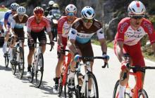 Los rebrotes del Covid-19 vuelven a poner al ciclismo en una complicada situación.