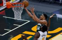 Bucks y Trail Blazers recuperan el protagonismo, Hayward destaca con Hornets
