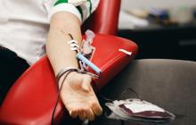 De acuerdo con la Organización Mundial de la Salud, con una bolsa de sangre se pueden salvar entre una y tres vidas.