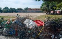 Comunidad solicita recuperación de la cancha San Isidro
