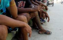 Los pandilleros se matan cuando llueve en Cartagena