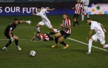 El conjunto de Bilbao sorprendió al Real Madrid y jugará la final contra el Barcelona.