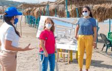 En Sabanilla arranca el plan de ordenamiento de playas