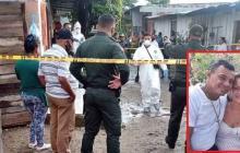 Antes de morir, niña contó tragedia de su familia en San Alberto, Cesar