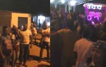 Polémica por fiesta precarnavalera en corregimiento de Valledupar