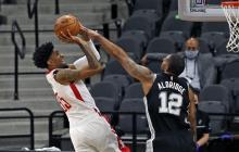 Sabonis emula a su padre en Portland; los Rockets ganan sin Harden