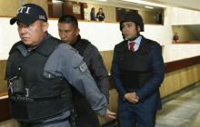 Exfiscal Moreno ya se encuentra en reclusión militar