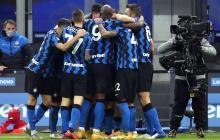 El Inter, con gol de Vidal, vence y desnuda al Juventus