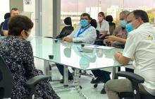 Empresa de energía anuncia la construcción de 9 circuitos en Sucre