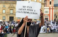 Según la ONU 1.000 excombatientes han solicitado medidas de protección sin tener ninguna respuesta.