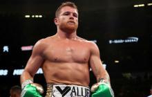 Saúl 'Canelo' Álvarez, mejor boxeador libra por libra del momento.