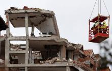 Asciende a cuatro los muertos en la explosión de gas de Madrid
