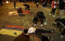"""""""Víctimas son el centro de nuestros esfuerzos"""": canciller Blum"""