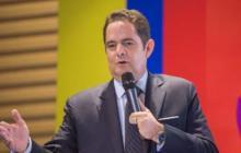 El exvicepresidente Germán Vargas Lleras.