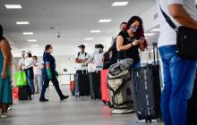Prueba covid para viajar a EE. UU. se exigirá desde el 26 de enero