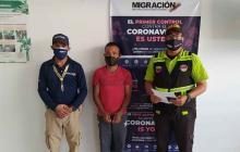 Colombia expulsa a sargento venezolano que estaba irregular en el territorio
