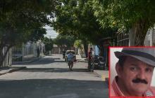 Sicarios asesinan a comerciante en el barrio Las Nieves