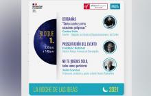 Barranquilla celebra la Noche de las Ideas 2021