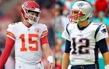 Patrick Mahomes vs. Tom Brady: ¿Quién gana las apuestas?